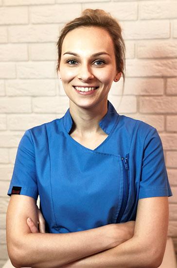 Podolog Małgorzata Pursa